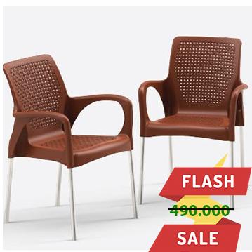 bộ bàn ghế nhựa giả mây giá rẻ
