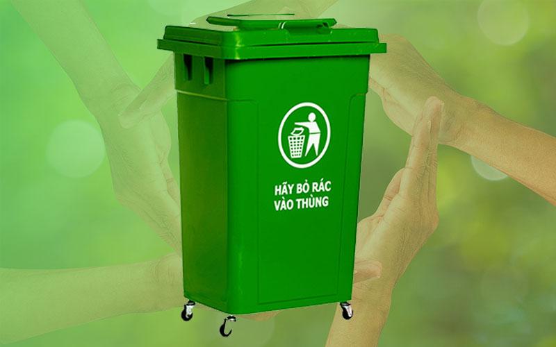 Mua thùng rác công cộng ở đâu giá tốt?
