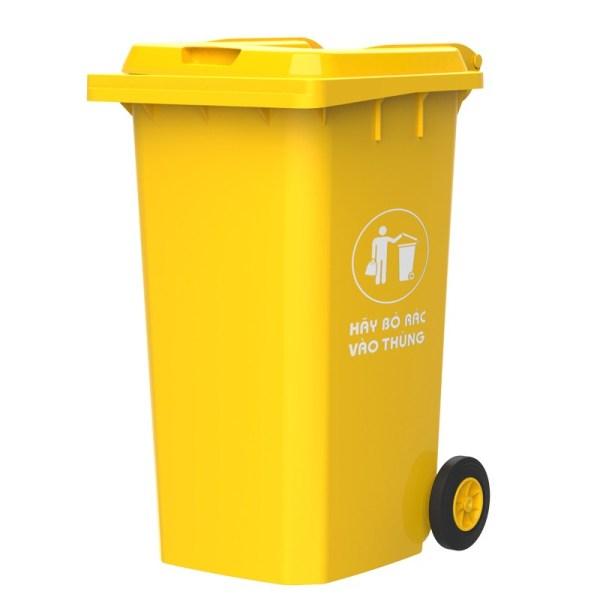 Thùng rác công nghiệp có mấy loại